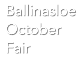 Ballinasloe October Fair